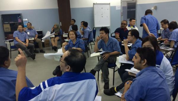 Nelson Kok, Freelance Corporate Trainer website